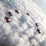 Un team capace di volare