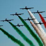 Fast e senza paura aziende a lezione dalle Frecce Tricolori